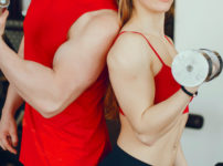 couple bicep